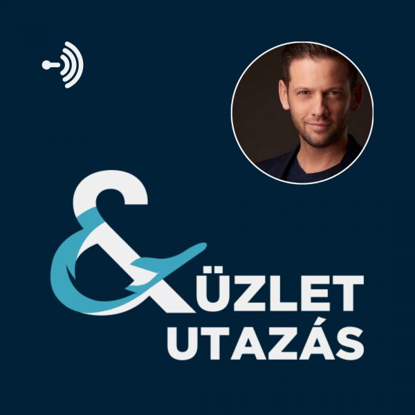 Üzlet és Utazás podcast interjúk szponzoráció